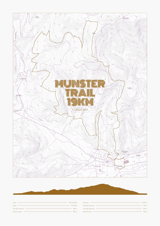 poster-Munster Trail  19km