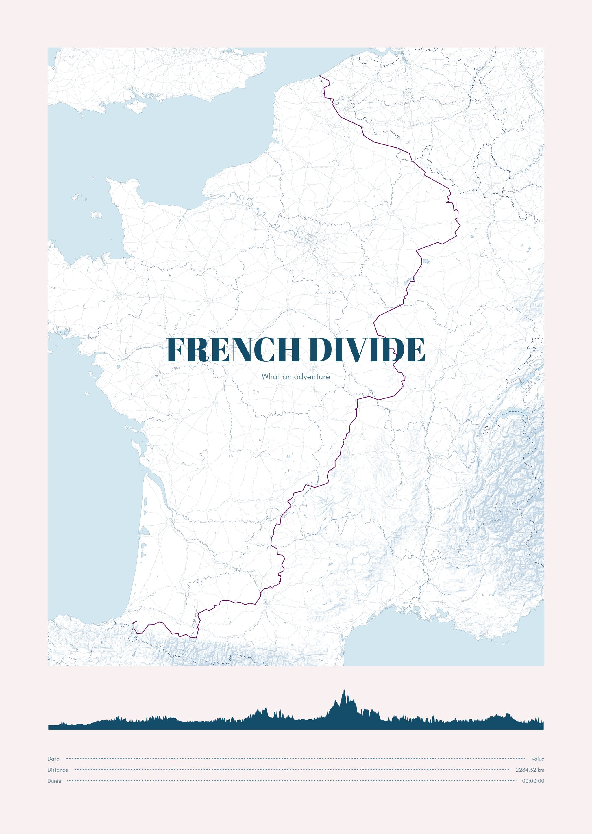 poster- French Divide
