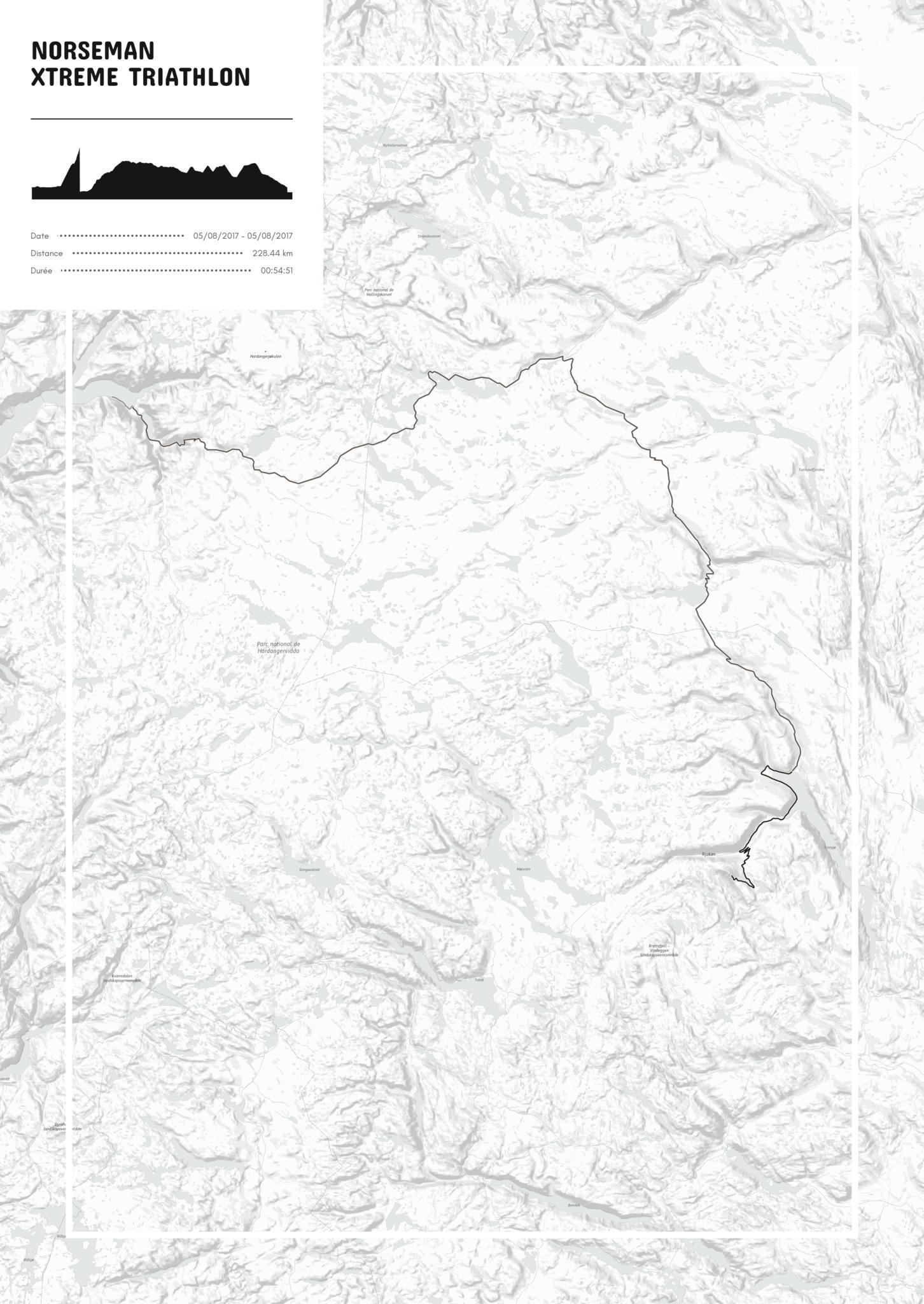 poster-Norseman  Xtreme Triathlon