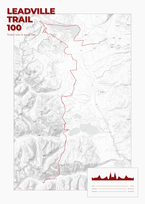 poster-Leadville  Trail  100